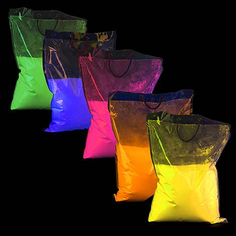 UV holi colour powders Neon paint powder