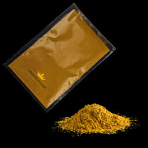 Gold Glitter Colour Powder Paint