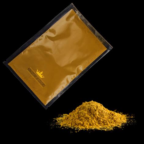 Gold Glitter Colour Powder Paint